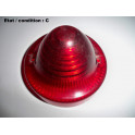 Red taillight lens AXO