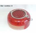 Cabochon feu arrière avec feu plaque immatriculation SEIMA 522 (TPV 323)
