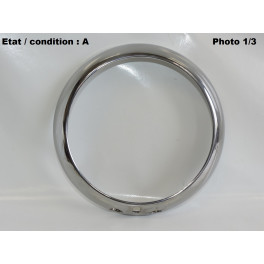 Chromed headlight surround SEV MARCHAL 105160