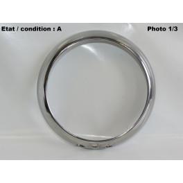Enjoliveur phare chromé SEV MARCHAL 105160
