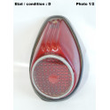 Right taillight lens SEIMA (TPV 372)