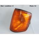 Left indicator BOSCH 1305232034