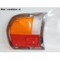 Left taillight lens SEIMA 627