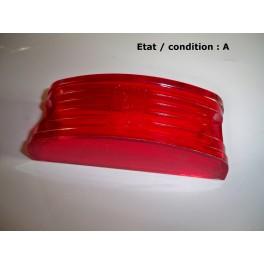 Cabochon feu gabarit rouge ARA 211