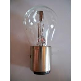 Lampe Code 6V 15/15W BA20d