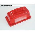 Cabochon feu rouge + éclairage plaque immatriculation AUTEROCHE