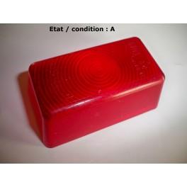 Cabochon feu gabarit rouge ML 0290719