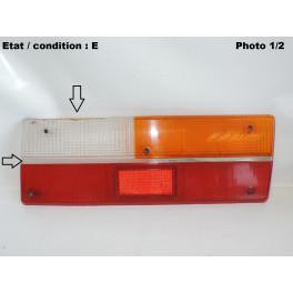Right taillight lens SEIMA 20640