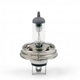 P45t - Lampe 12V 60/55W H4 incolore (sans lucarne)