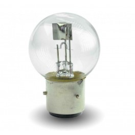 BA21d - Lampe 12V 45/40W incolore