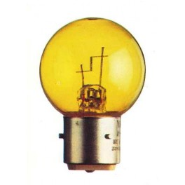 BA21s - Lampe 12V 45W jaune