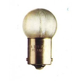 BA15s - Bulb 6V 15W (granite glass)