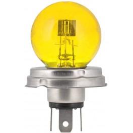 P45t - Lampe Code Européen 24V 55/50W jaune (avec lucarne)