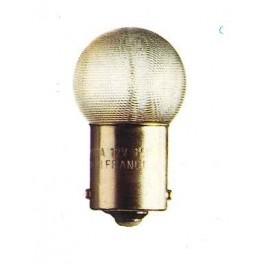 BA15s - Bulb 12V 15W (granite glass)