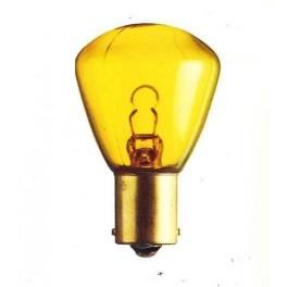 BA15s - Bulb 12V 36W yellow