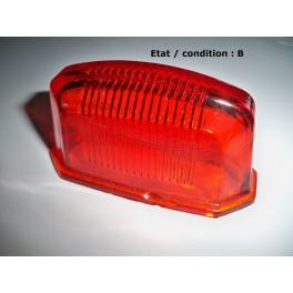 Red rear light HARPON