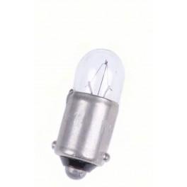 BA9s - Bulb 12V 4W clear