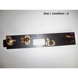 Porte-lampes feu arrière gauche SEIMA 20757001 (3 fonctions)