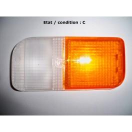 Left indicator front light lens SEIMA 10530