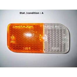 Right indicator front light lens CIBIE 2076A
