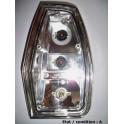 Right taillight lampholder SEIMA 636G (plastic)