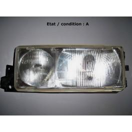 Left headlight Iode H4 + H1 SEV MARCHAL 61190103