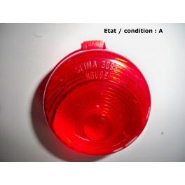 Cabochon feu rouge arrière 21W SEIMA 3098