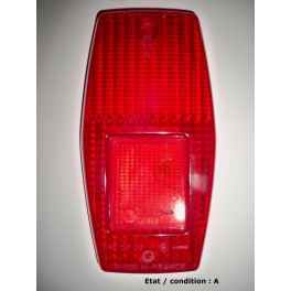 Right red taillight lens CIBIE 8076B
