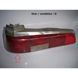 Cabochon feu arrière gauche SR K23300