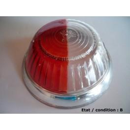 Cabochon feu gabarit cristal rouge JOKON 11764 R7