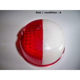 Cabochon feu gabarit blanc rouge ARA 505 (prismes)