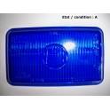 Cabochon feu bleu SEV MARCHAL Iode 850