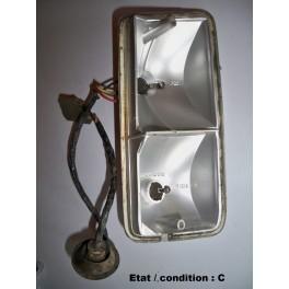 Right front light indicator bulbholder SEIMA 10610D