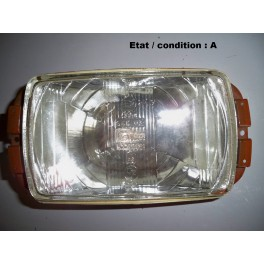 White spotlight headlight Iode 175 César CIBIE 470215