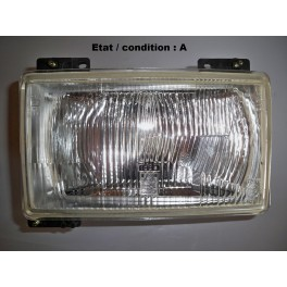 Left headlight H4 SEV MARCHAL 67408413