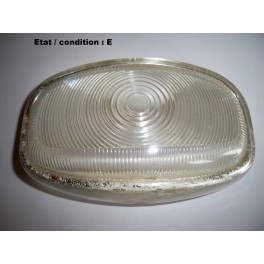 Front light indicator lens CIM 612