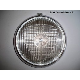 Foglight headlight glass MARCHAL 670