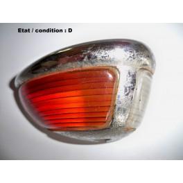 Cabochon feu latéral droit chromé SCINTEX V51