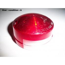 Cabochon feu arrière + éclairage plaque immatriculation SCINTEX R65