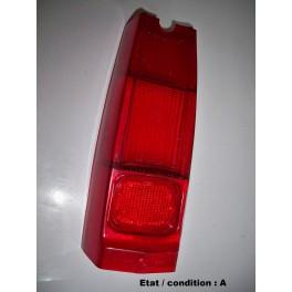 Red taillight lens SEIMA 615