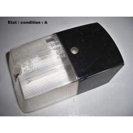 Cabochon feu plaque immatriculation et recul gauche VEGA 9695U