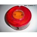 Cabochon feu arrière intérieur HELLA 154 ZR-R