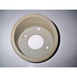 Left light grey indicator light surround
