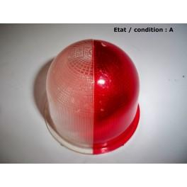 Cabochon feu gabarit cristal rouge ML Bilum