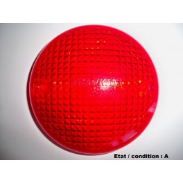 Red taillight lens FRANKANI 180