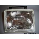 Left headlight European Code BOSCH BOSCH 0301059001