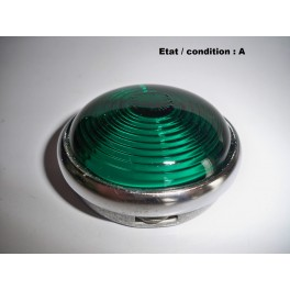 Green taillight lens SEV MARCHAL 11587A