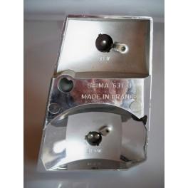 Right taillight bulb holder SEIMA 631D