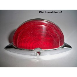 Red sidelight lens LABINAL 2349