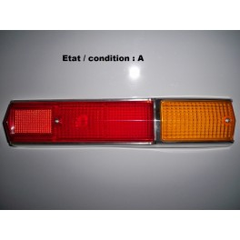 Right taillight lens SEIMA 624DP